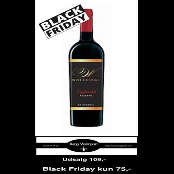 Black Friday Bergs Vimimport