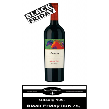 Black Friday Bergs Vinimport